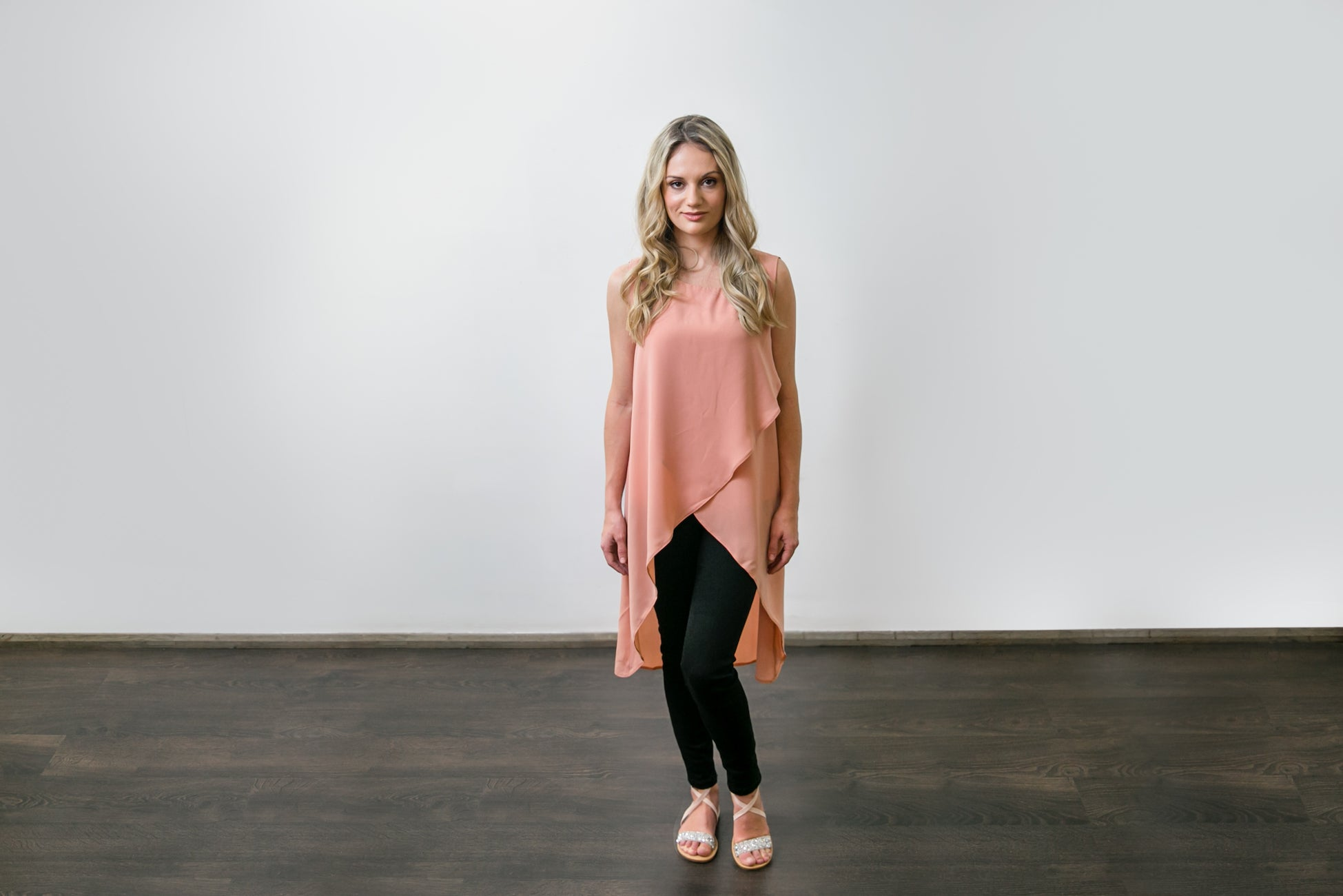 Effie Top - Blush