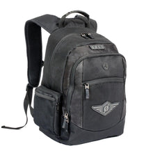 Load image into Gallery viewer, Adventurer Classic Black Backpack