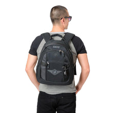 Load image into Gallery viewer, man wearing backpack