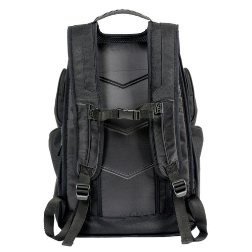 Backpack with padded back