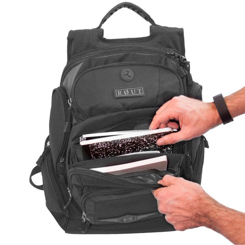 backpack to store documents