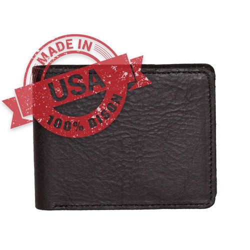 Made in USA Billfold Wallet