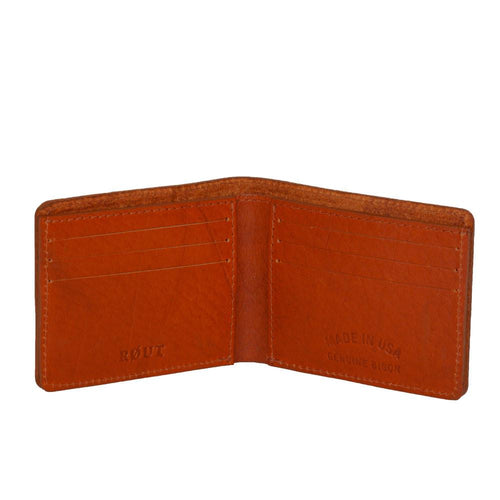 Billfold with credit card slots