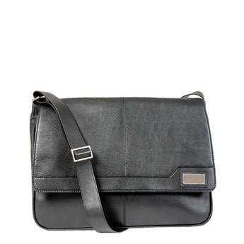 Competitor Leather Messenger Bag