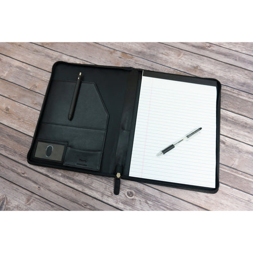 Entrepreneur Napa Zip Around Writing Pad