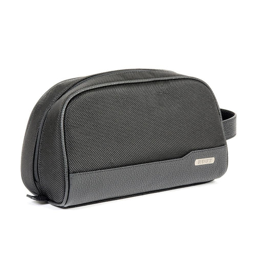 Toiletry bag with ballistic material