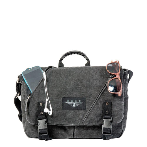 Cotton guys bag with accessories