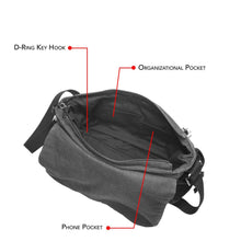 Load image into Gallery viewer, Voyager Messenger Bag