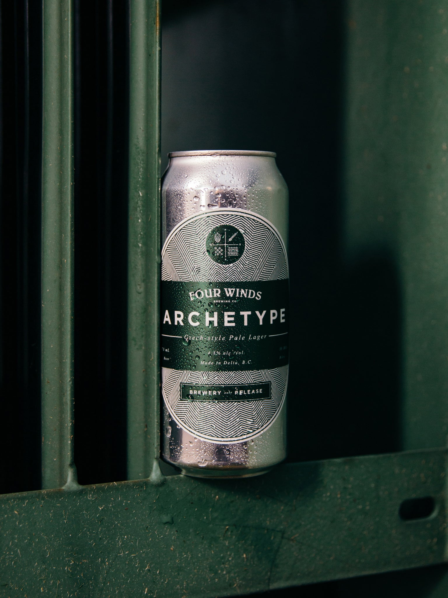 ARCHETYPE 473 CAN 4-PACK 4.9%  30 IBU