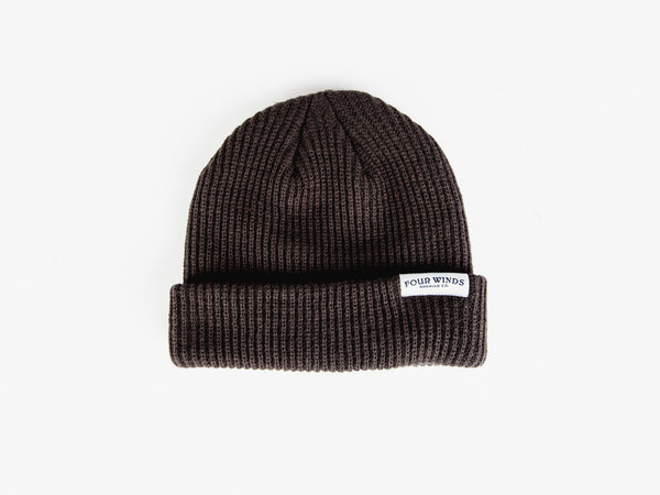 Grey Toque (text logo)