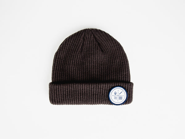 Grey Toque (Circle logo)