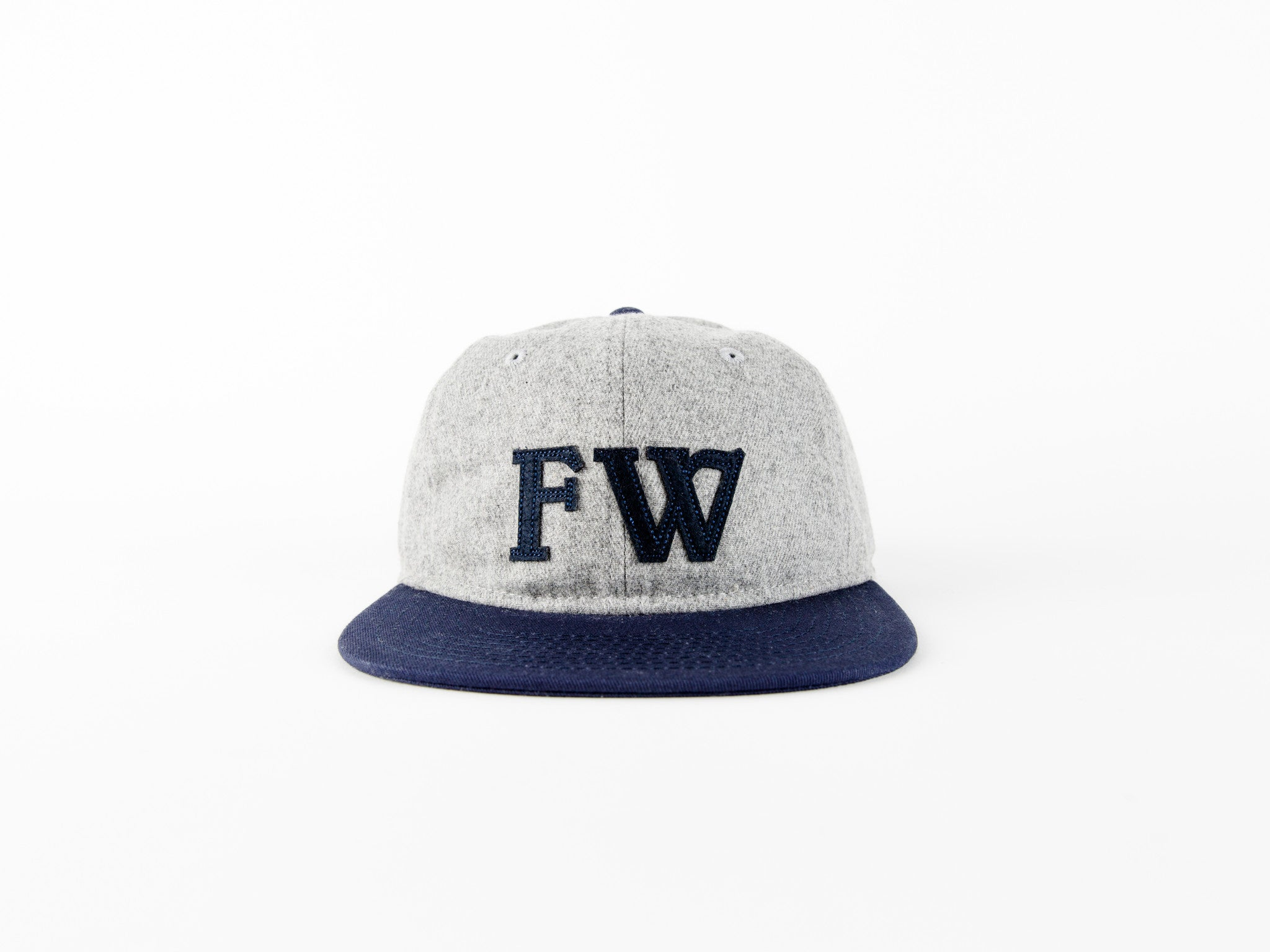 Grey unstructured (FW logo)