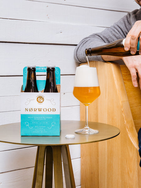Nørwood 330ml 4-Pack 6.2% (Local)