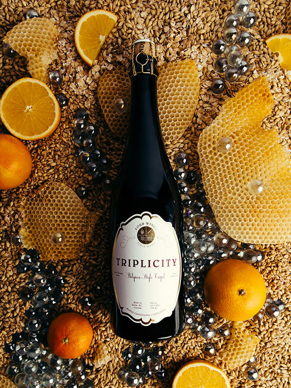 Triplicity 750ml 9% (Local Delivery)