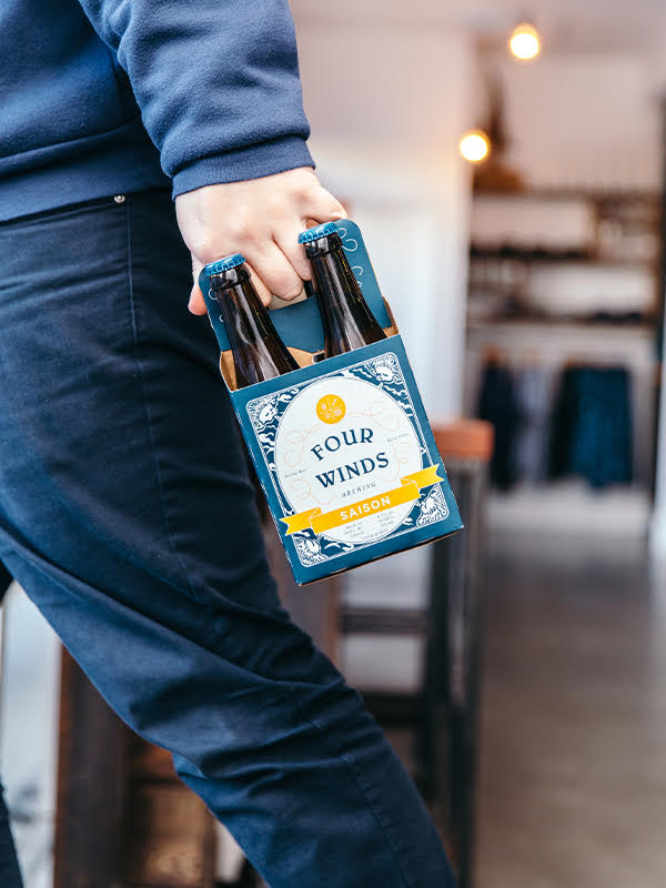 Saison 330ML 4-Pack (Province Wide Delivery)