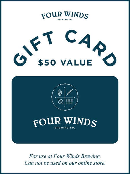 $50 Gift Card (Province Wide)