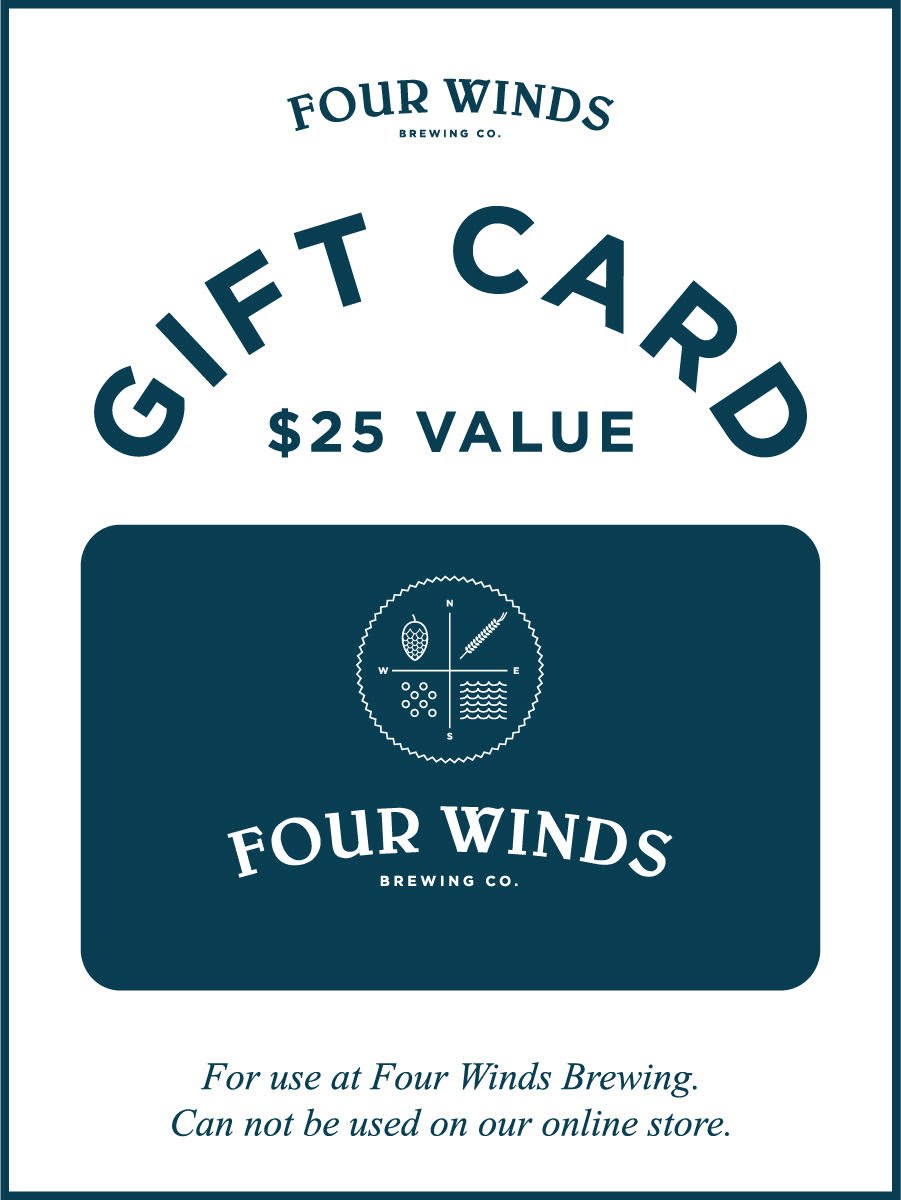 $25 Gift Card (Province Wide)