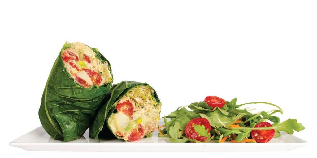 Hearty Collard Wrap