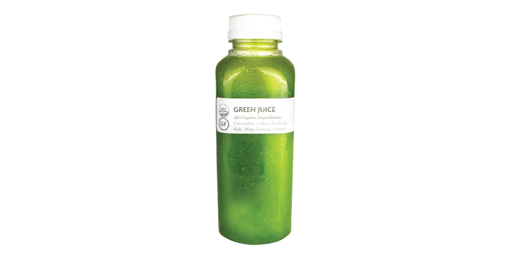 Green Juice (12oz)