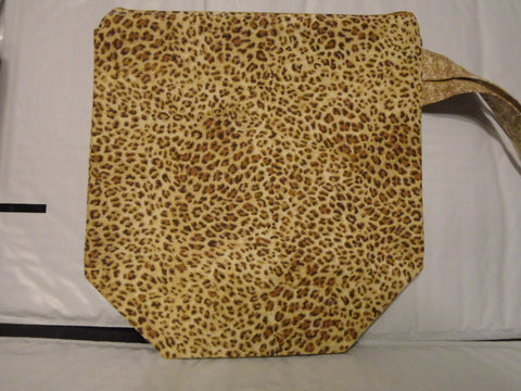 Animal Print- Brown and Beige
