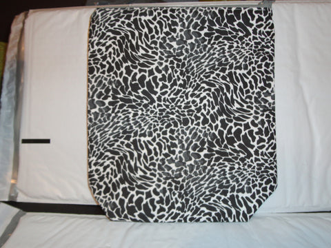 Animal Print- Black and White