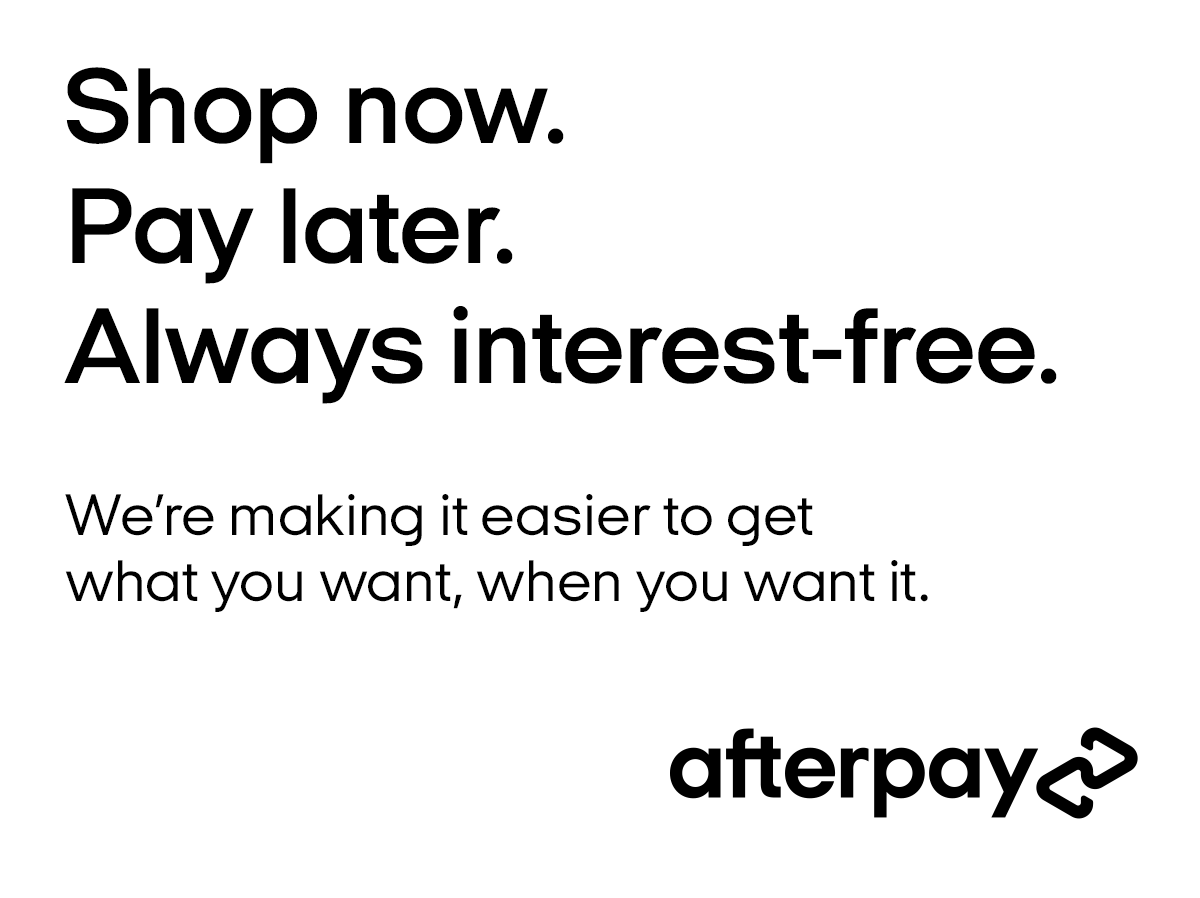 Say Hey to Afterpay