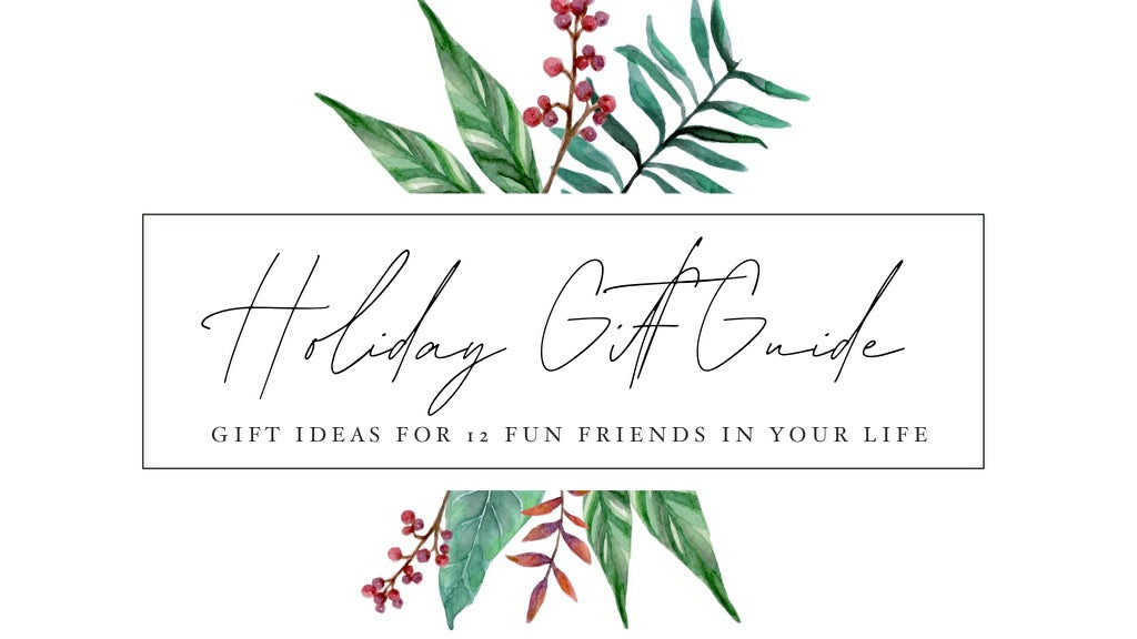 Holiday Gifting Guide