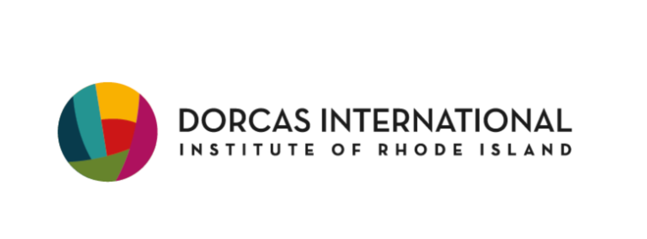 Dorcas International Institute of Rhode Island Logo