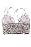 Light Grey Adella Bralette