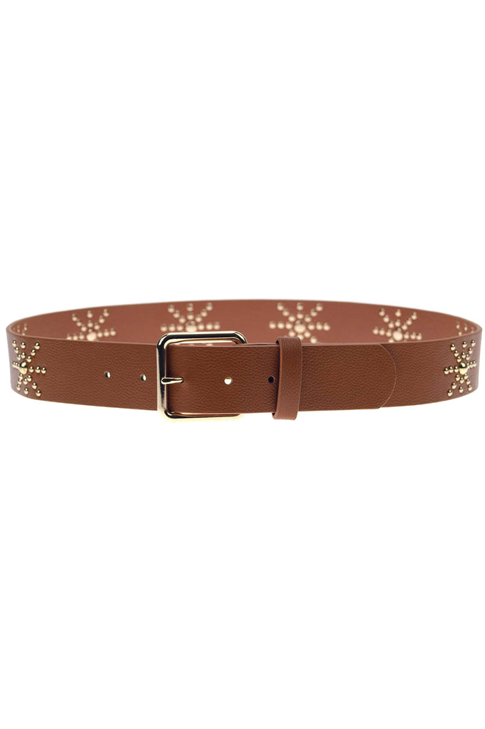 lovestrength cognac alani hip belt
