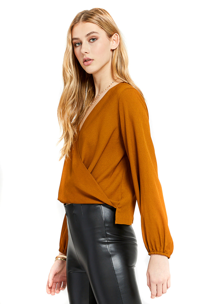 Ochre Amelie Top Side