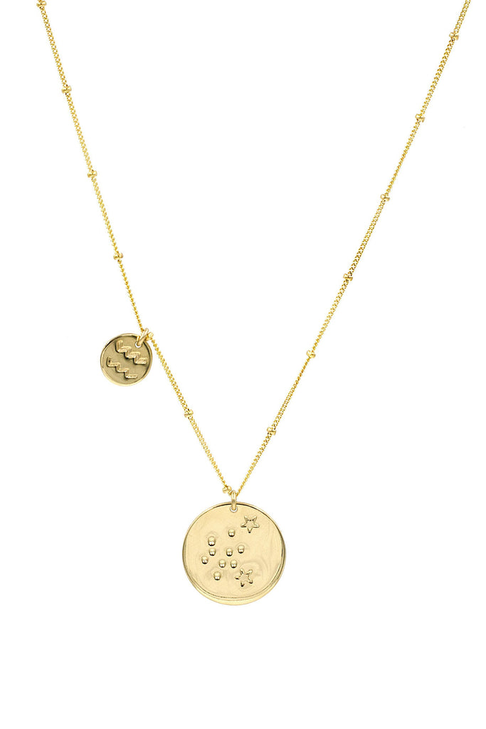Paradigm Designs Aquarius Constellation Necklace