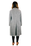 Grey Chapman Sweater Coat