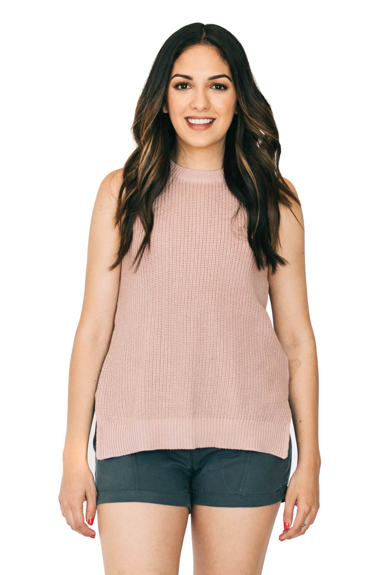 Cormac Sweater Tank