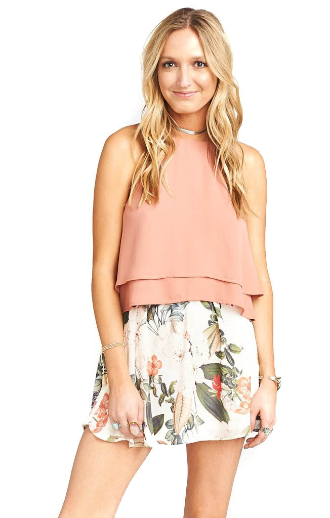 Enchanted Florist Carlita Mini Skirt