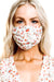 Patterned Face Mask - Tigerlily
