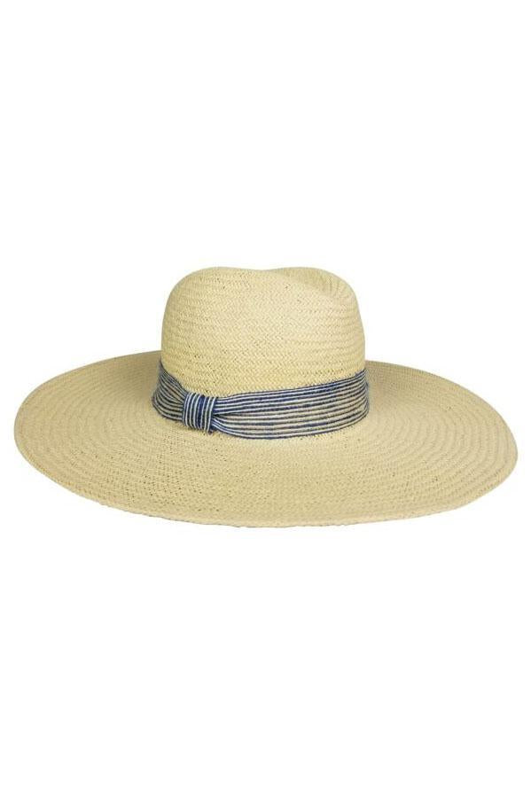 hat attack natural woven sunhat
