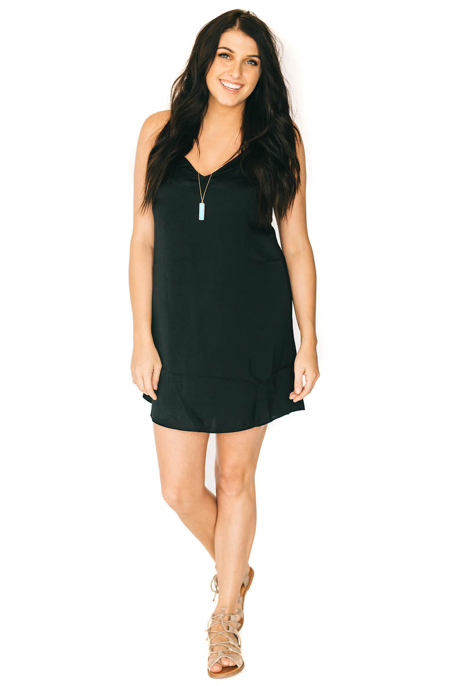 Jackie Slip Dress