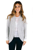 Grey Kinross Sweater