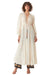 Off White Le Gauze Lace Duster - Front