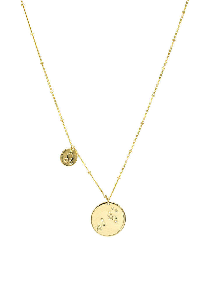 Paradigm Designs Leo Constellation Necklace