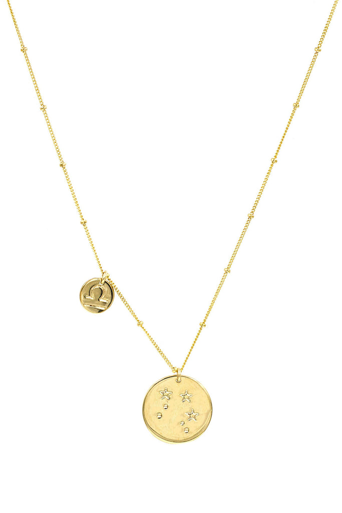 Paradigm Designs Libra Constellation Necklace