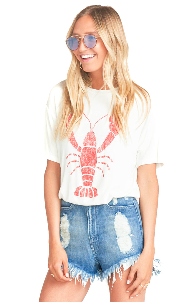 Lobster Graphic Travis Tee