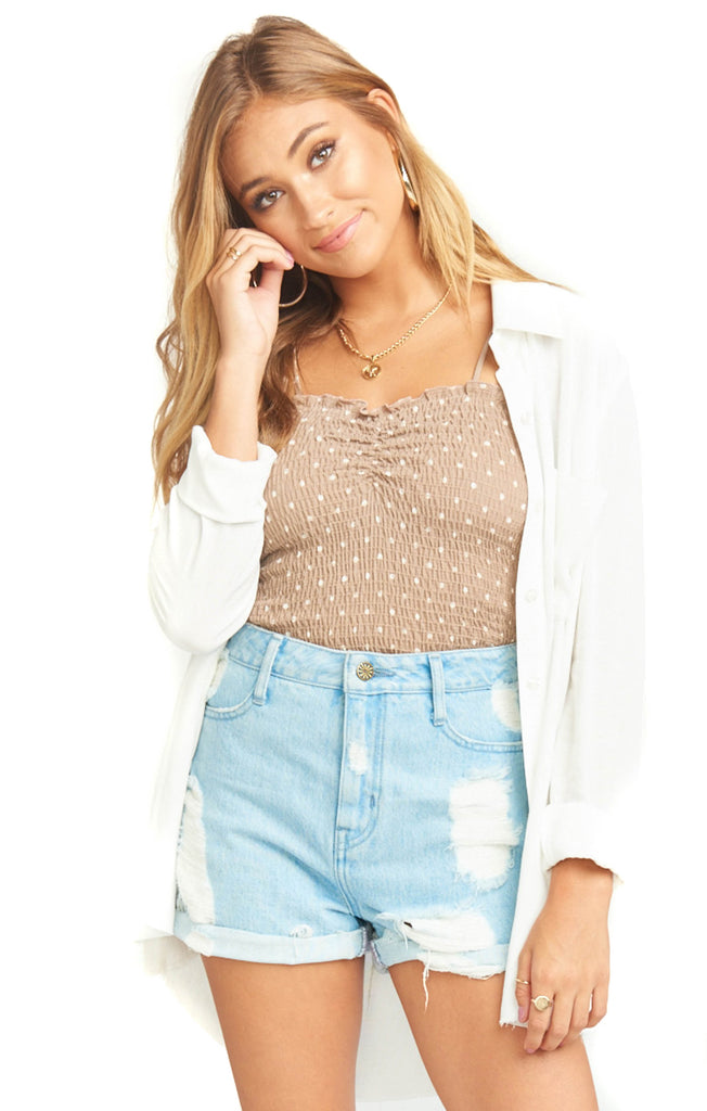 Beachy Linen Marcella Shirt