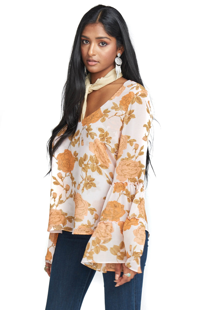 Desert Rose Nicolette Top