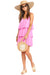 Orchid Pink Suarez Ruffle Dress - Full