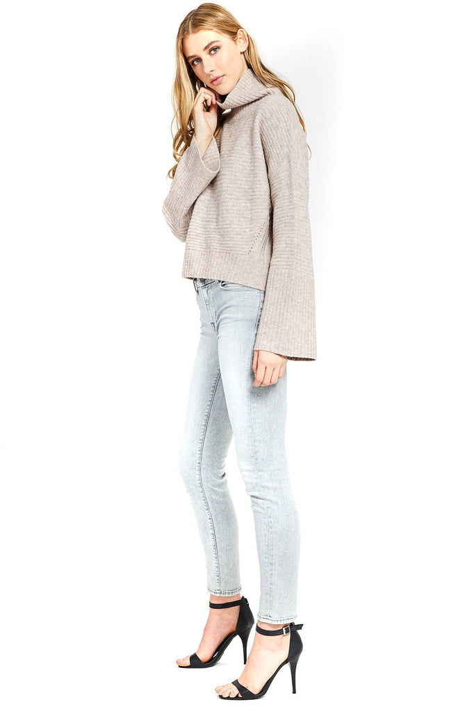 Gentle Fawn taupe fawn pullover sweater product image