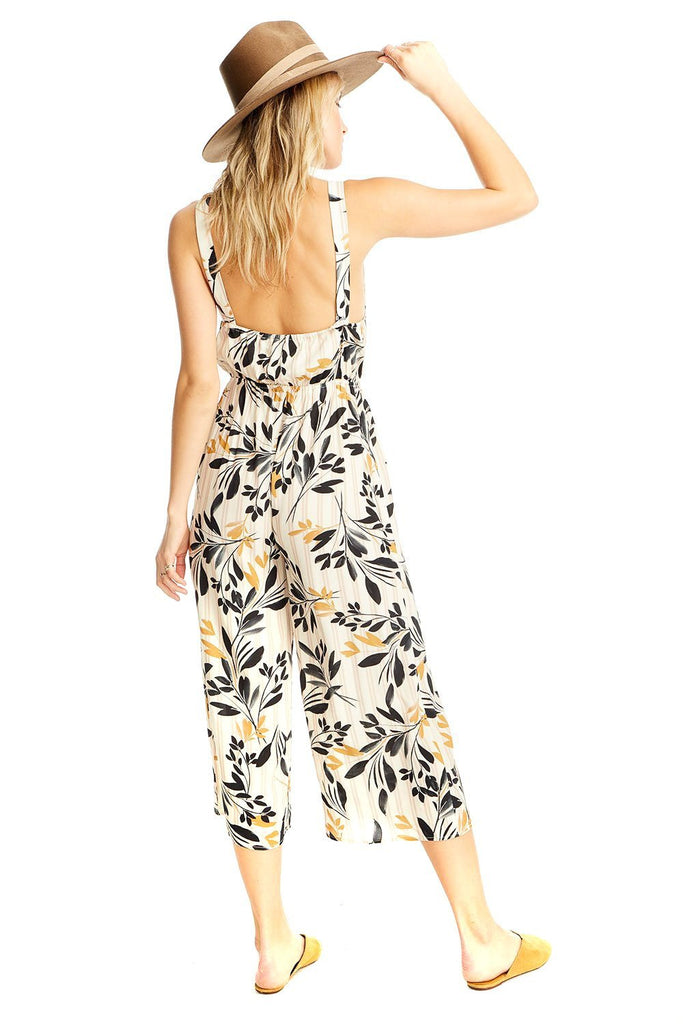 Saltwater Luxe fall petals big sur jumpsuit product image