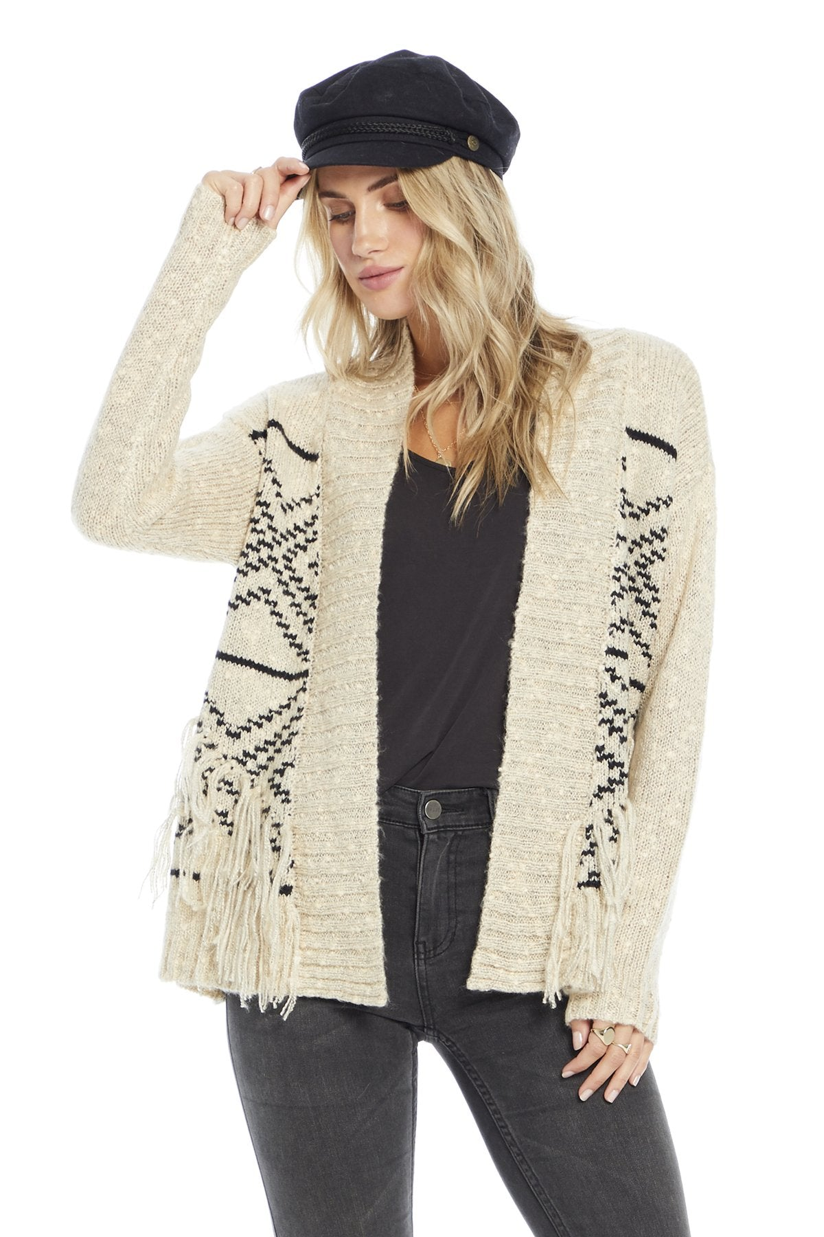 Half Moon Sweater - front