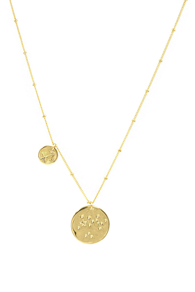 Paradigm Designs Sagittarius Constellation Necklace